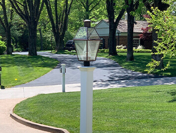 Custom Light Pole