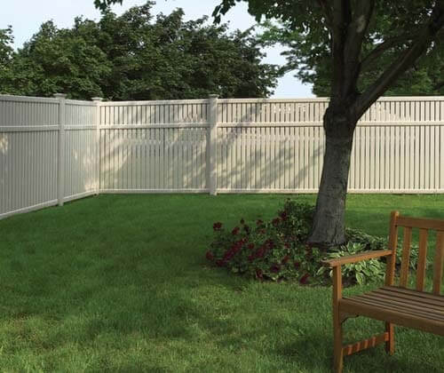 Vinyl Fences St Louis Residential And Commercial