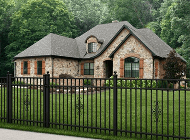 Residential Fencing St. Louis